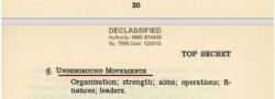 Untergrund Organisationen und feindliche Nachrichtendienste waren hervorragende Quellen für die SI.  Auch in der deutschen kontrollierten Marionettenregierung hatte Yiapitzoglou seine Informanten.