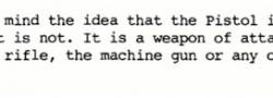 Το πιστόλι Colt διαμητρήματος .32 είναι ένα επιθετικό όπλο