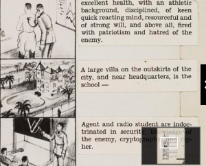 Col. Vassos' Drawing of OSS Spy school is described by Doundoulakis in his.....<!-- AddThis Advanced Settings above via filter on wp_trim_excerpt --><!-- AddThis Advanced Settings below via filter on wp_trim_excerpt --><!-- AddThis Advanced Settings generic via filter on wp_trim_excerpt --><!-- AddThis Share Buttons above via filter on wp_trim_excerpt --><!-- AddThis Share Buttons below via filter on wp_trim_excerpt --></p> <div class=