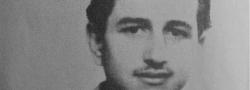 1943. George Doundoulakis in Britischer Uniform, nach der Flucht in Kairo.
