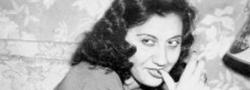 """Sofia Vembo, war bekannt, als die """"Nationale Stimme von Griechenland"""" während des 2. Welt Kriegs."""