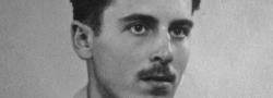 1941. Ο Σήφης Μιγάδης. Ο Γιώργος είχε στείλεικαι τον Σήφη και τον Γιάννη Ανδρουλάκη να σκοτώσουν τον προδότη πριν προλάβει να ειδοποιήσει την Γκεστάπο, αλλά δεν τον πρόλαβαν.